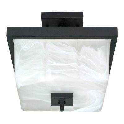 Nuvo Lighting Cubica Semi Flush Mount
