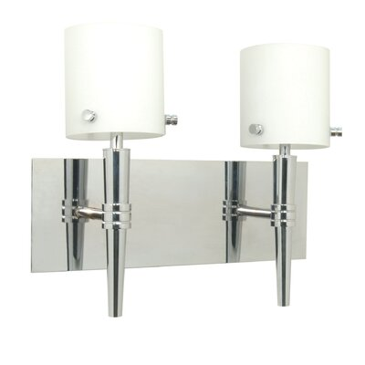 Nuvo Lighting Jet 2 Light Vanity Light