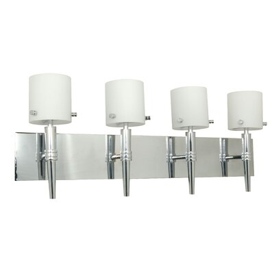 Nuvo Lighting Jet 4 Light Vanity Light