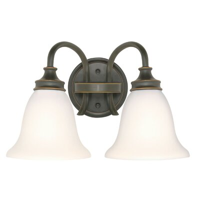 Nuvo Lighting Bistro 2 Light Vanity Light