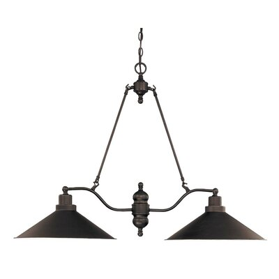 Nuvo Lighting Bridgeview  Kitchen Island Pendant