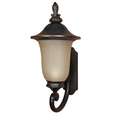 Nuvo Lighting Parisian 1 Light Wall Lantern
