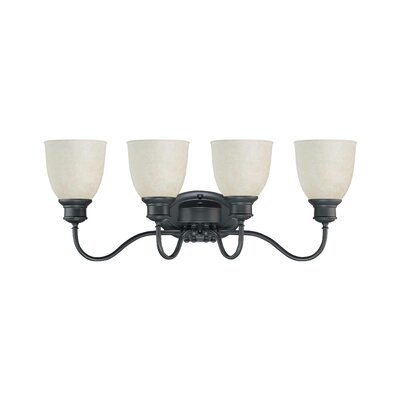Nuvo Lighting Bella 4 Light Vanity Light