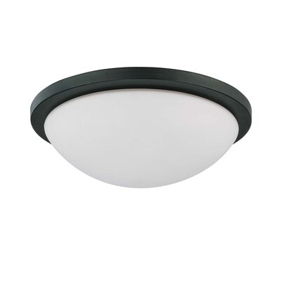 Nuvo Lighting Button Energy Star Flush Mount