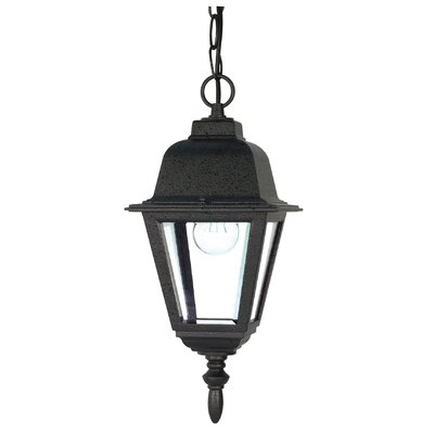 Nuvo Lighting Briton 1 Light Hanging Lantern