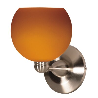 Nuvo Lighting Sphere 1 Light Wall Sconce