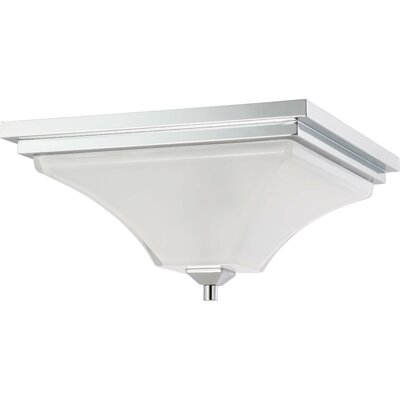 Nuvo Lighting Parker 2 Light Flush Mount