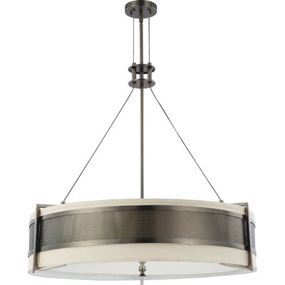 Nuvo Lighting Diesel Drum Pendant - Energy Star