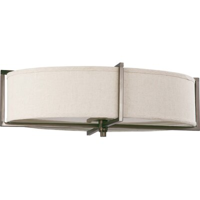 Nuvo Lighting Portia 6 Light Flush Mount - Energy Star