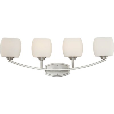 Nuvo Lighting Helium 4 Light Bath Vanity Light
