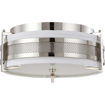 Nuvo Lighting Diesel Flush Mount - Energy Star