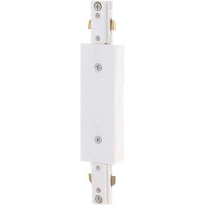 Nuvo Lighting Track Light Inline Feed in White
