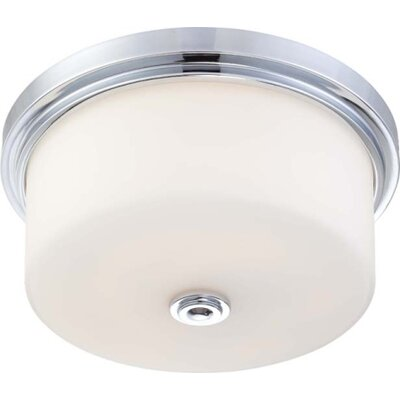 Nuvo Lighting Soho 3 Light Flush Mount