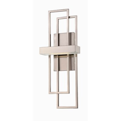 Nuvo Lighting Castille 1 Light Wall Sconce
