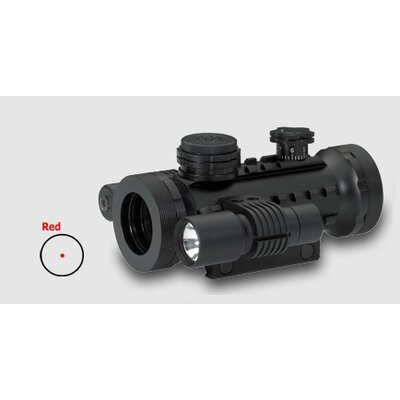 Stealth Tactical IIluminated Sight with Laser and Light