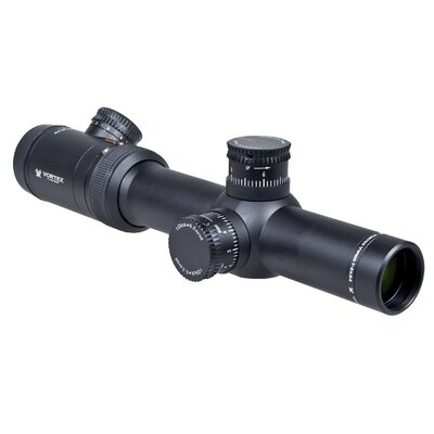 Viper PST 1-4x24 Riflescope with TMCQ Reticle (MRAD)