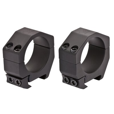 Precision Matched 35-95 Riflescope Rings (Set of 2)