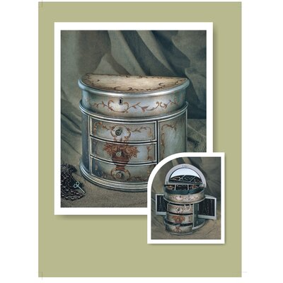 Accent Treasures St Tropez Jewelry Box