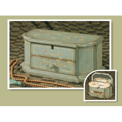 Accent Treasures Newport Jewelry Box