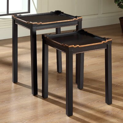 Opal 2 Piece Nesting Tables