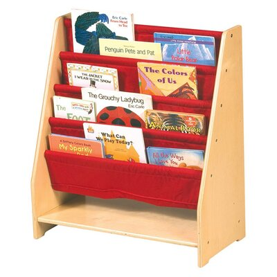 Guidecraft Canvas Book Display