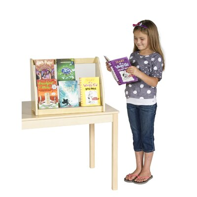 Guidecraft Waterfall 2 Tier Book Stand