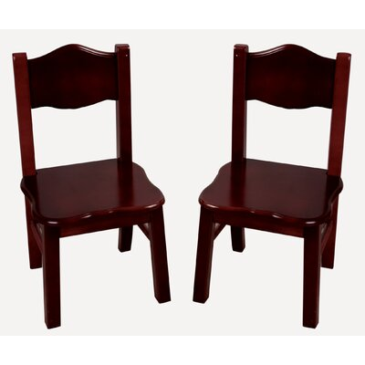 Guidecraft Classic Kids Extra Chairs (Set of 2)