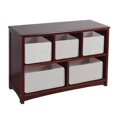 Guidecraft Classic Bookshelf in Espresso