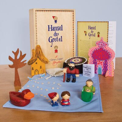 Guidecraft Hansel and Gretel Storybox
