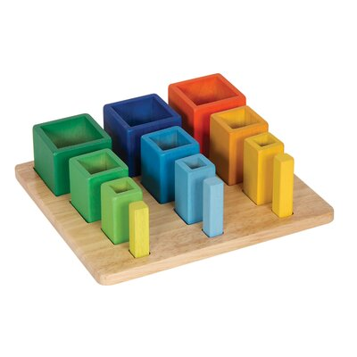 Nesting Sort Stack Cubes