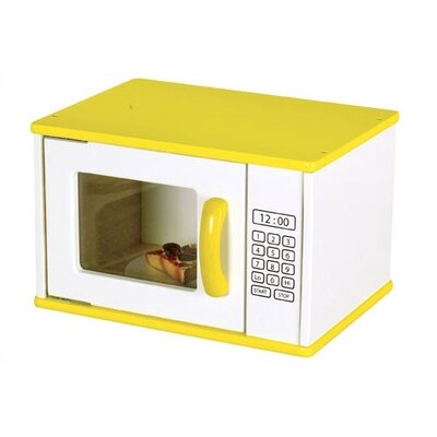 Guidecraft Color Bright Kitchen Microwave