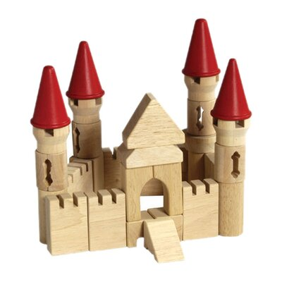 <strong>Guidecraft</strong> Castle Block Set