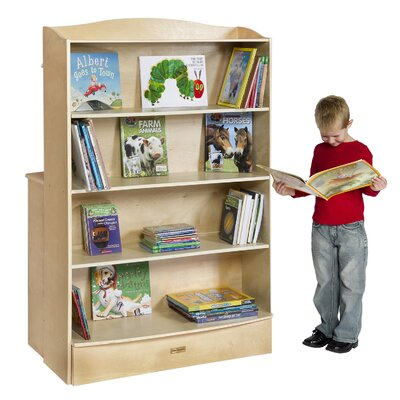 Guidecraft Classroom Furniture Double - Sided Display Center
