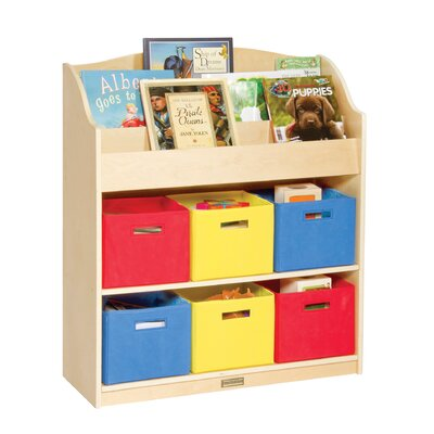 Guidecraft Classroom Furniture Toy Organizer