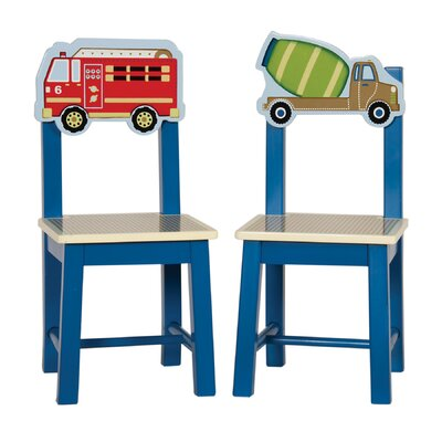Guidecraft Moving All Around Chair (Set of 2)