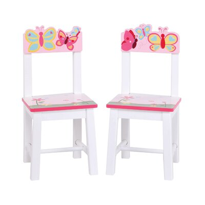 Guidecraft Butterfly Buddies Chair (Set of 2)