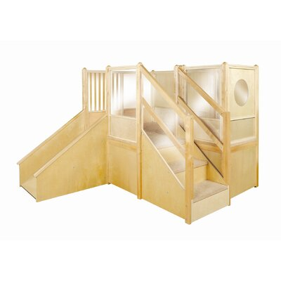 Guidecraft Jr. Loft Playhouse