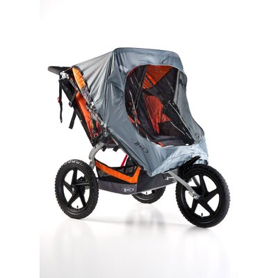 BOB Duallie Sport Utility Stroller Weather Shield