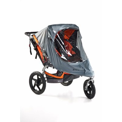 BOB Weather Shield - Duallie RevolutionStroller Strides