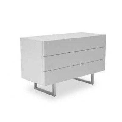 Calligaris Seattle 3 Drawer Dresser