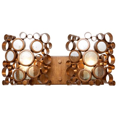 Varaluz Fascination 2 Light Bath Vanity Light