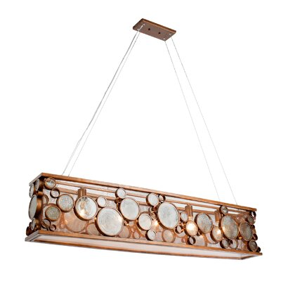 Varaluz Fascination HO 5 Light Pendant