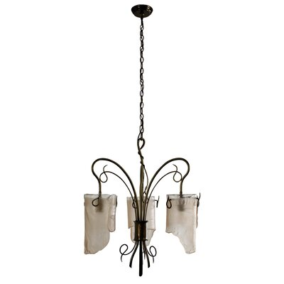 Varaluz Soho 3 Light Mini Chandelier
