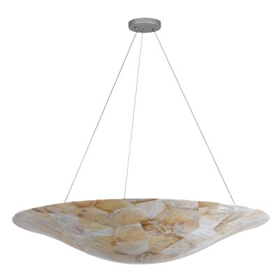 Varaluz Big 8 Light Inverted Pendant