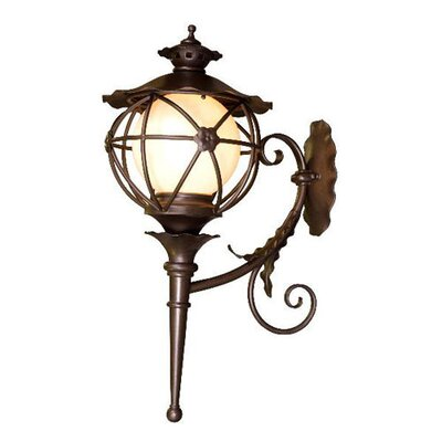 Varaluz Recycled Matador Outdoor Light - Large One Light