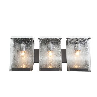 Varaluz Rain Recycled 3 Light Bath Vanity Light