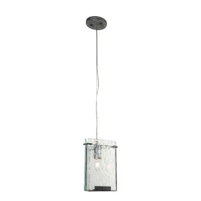 Varaluz Rain 1 Light Mini Pendant