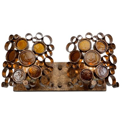 Varaluz Fascination Recycled 2 Light Bath Vanity Light