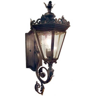 Varaluz Recycled Corsica Outdoor Light - Small