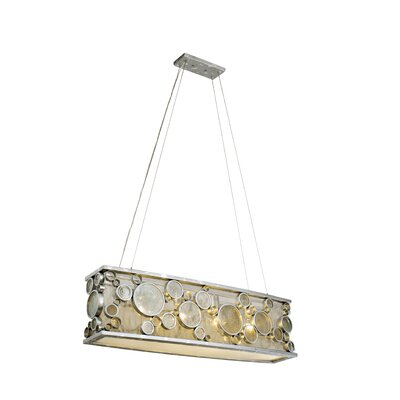 Varaluz Fascination HO 4 Light Pendant